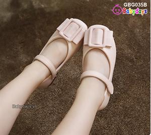 Giày búp bê trẻ em GBG035B