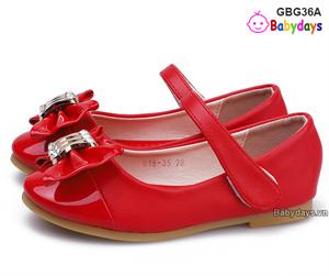 Giày búp bê cho bé gái GBG36A