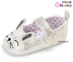Giày tập đi cho bé gái GTD15B