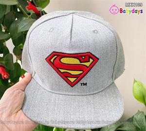 Mũ siêu nhân superman cho bé MXK109