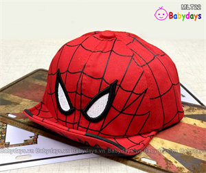Mũ spider man MLT22