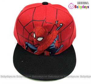 Nón snapback siêu nhân nhện MHH20A