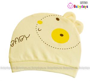 Mũ thóp trẻ sơ sinh MT2C