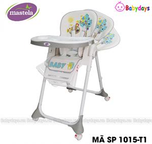 Ghế ngồi ăn cho bé mastela 1015-T1