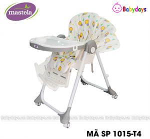 Ghế cho bé ngồi ăn mastela 1015-T4