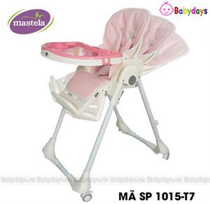 Ghế ngồi ăn cho bé mastela 1015-T7