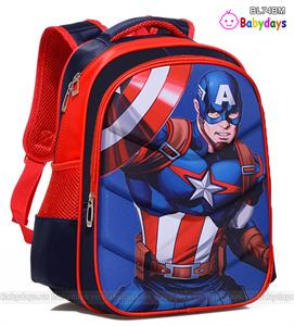 Balo Captain America BL74BM