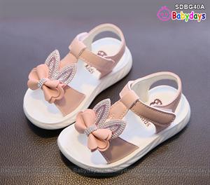 Sandal cho bé gái SDBG40A