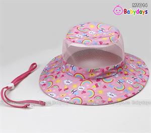 Mũ vải cho bé gái MTB14