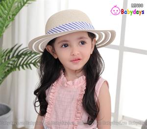 Mũ cho bé gái MN08