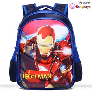 Balo siêu nhân iron man BL64CS