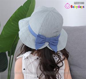 Mũ cho bé gái MXK100