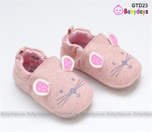 Giày tập đi bé gái GTD23