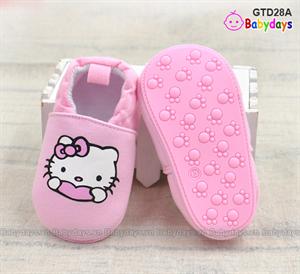 Giày tập đi bé gái GTD28A