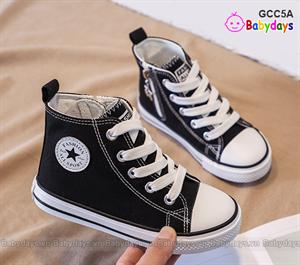 Giày cao cổ trẻ em GCC5A
