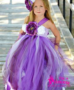 Đầm công chúa đáng yêu cho bé dự tiệc Princess_PR63