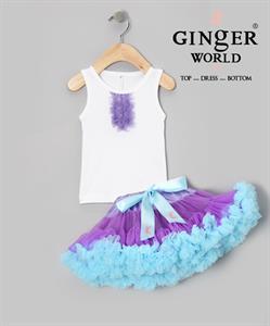 Váy đầm công chúa Hola PD300_TM