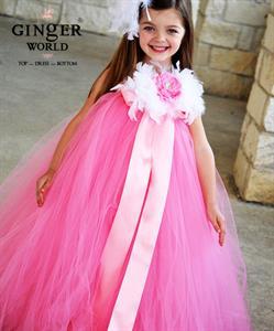 Đầm công chúa đón xuân 2014 PD312_H