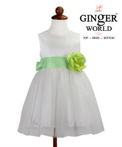 Đầm dự tiệc Hoa Xuân HQ436_XC GINgER WORLD