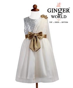 """Đầm dự tiệc """"Cô Chủ Nhỏ"""" HQ438 GINgER WORLD"""