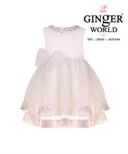 Đầm dự tiệc cho bé ICE HQ422 GINgER WORLD
