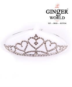 Cài tóc vương miện công chúa lớn cho bé CT_VML03 GINgER WORLD
