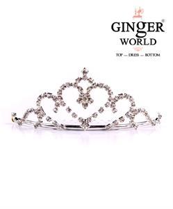 Cài tóc vương miện công chúa cho bé CT_VMT04 GINgER WORLD