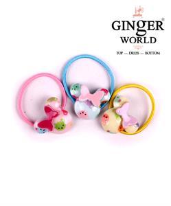 Kẹp tóc xinh cho bé làm điệu KT004 GINgER WORLD