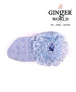 Vớ ren trắng cho bé VR01_X GINgER WORLD