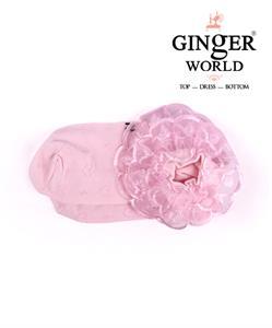 Vớ ren trắng cho bé VR01_H GINgER WORLD