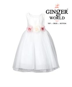 Đầm phụ dâu cho bé FG1