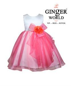 Váy đầm dự tiệc cho bé Jondo HQ337 GINgER WORLD