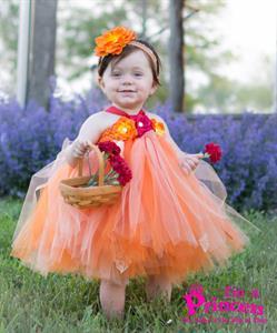 Đầm công chúa vũ điệu bé Ong Xinh Princess_PR115