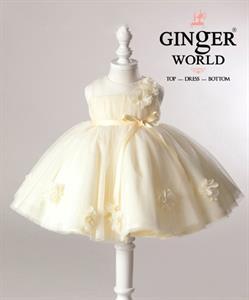 Đầm dạ hội Nữ Thần Hemera ( ánh sáng ban mai ) HQ459 GINgER WORLD