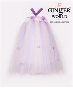 Đầm công chúa Wild Flowers Princess_PR123