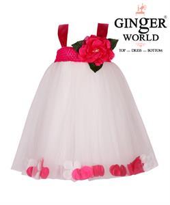 Đầm công chúa Flower River Princess_PR124
