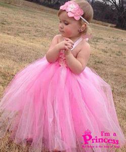 Đầm Công Chúa Hoa Hồng Nhỏ Princess PR_126