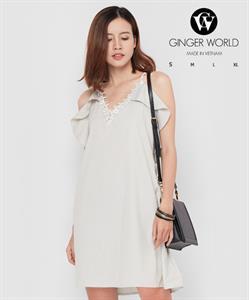 Đầm Cách Điệu Dạo Phố GWD0001