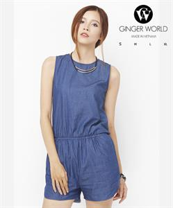 Jumpsuit Denim GWJS0001