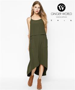 Đầm Dây GWD0016