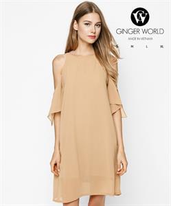 Đầm Cut - Out  GWD0018
