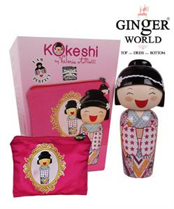 Nước Hoa Nữ (18-24y) KOKESHI LOTUS 50ml (Beauty Bag)_4333VA