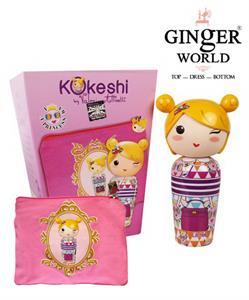 Nước Hoa Nữ (18-24y) KOKESHI LITCHEE 50ml (Beauty Bag)_4323VA