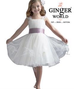 Đầm Công Chúa Mellisa HQ496 GINgER WORLD