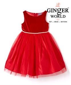 Đầm Dự Tiệc Giáng Sinh HQ503 GINgER WORLD