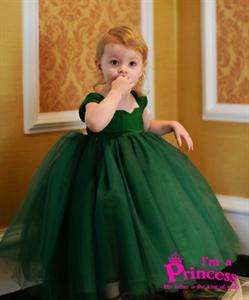 Đầm Phụ Dâu Cho Bé Princess PR_127