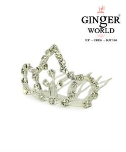 Cài tóc vương miện công chúa nhỏ cho bé CT_VMN07 GINgER WORLD