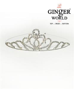 Cài Tóc Vương Miện Công Chúa Lớn CT_VML14 GINgER WORLD