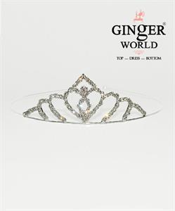 Cài Tóc Vương Miện Công Chúa Lớn CT_VML15 GINgER WORLD