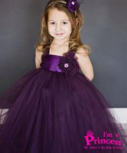 Đầm Phụ Dâu Cho Bé Princess PR_128